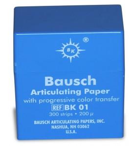 Papel Articular Azul Bausch...