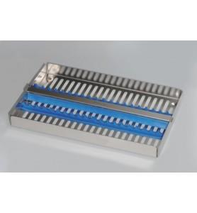 Cassette Acero Inox. 20...