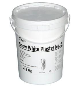 SNOW WHITE PLASTER 4,5 KG....