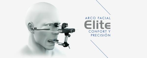 Arco facial ELITE para Articulador A7 PLUS