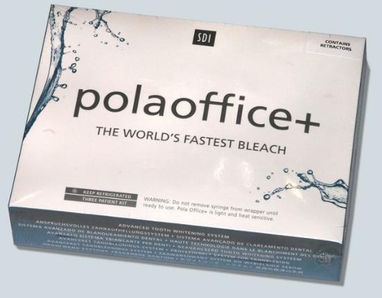 Pola Office+ Blanqueador consulta