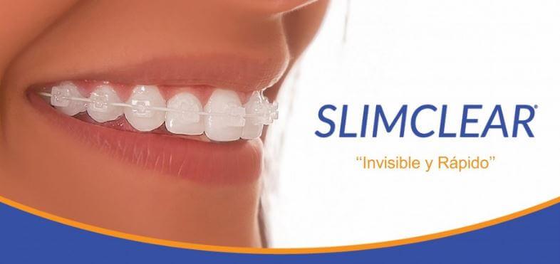 Ortodoncia estética SlimClear de FlashClear