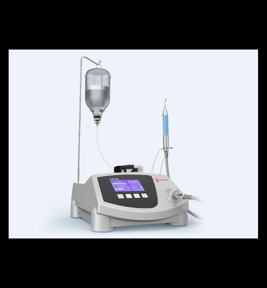 UltraSurgery II de Woodpecker, aparatos de ultrasonido y electrobisturí